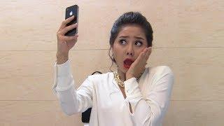 Clip Hài: Selfie trong toilet | Đạo Diễn: Phạm Đông Hồng | Diễn Viên: Tường Vy