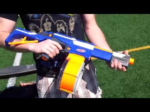 Nerf Elite Alpha Trooper Early Access!