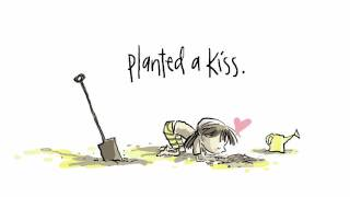 PLANT A KISS by Amy Krouse Rosenthal