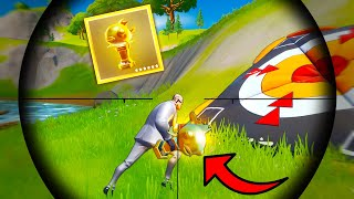 *SUPER RARE* GOLD FISH PLAY..!! | Fortnite Funny and Best Moments Ep.713 (Fortnite Battle Royale)