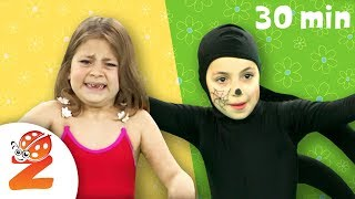 The Best Nursery Rhymes & Baby Songs Collection   Kids Singing   Zouzounia TV