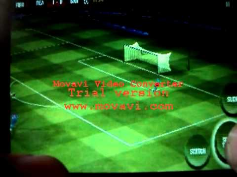 Fifa 12 On Galaxy Mini GT-S5570 Using Overclock