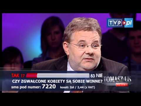 Tomasz Lis na żywo: Zbigniew Izdebski, Joanna Kluzik-Rostkowska oraz Janusz Palikot