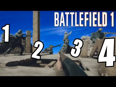 BATTLEFIELD 1 BEST KILL MONTAGE / BF1 TOP 5 PLAYS #3 (Battlefield 1 Top Community Moments)