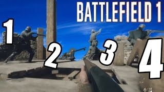 BATTLEFIELD 1 BEST KILL MONTAGE / BF1 TOP 5 PLAYS #3 (Battlefield 1 Top Community Moments)