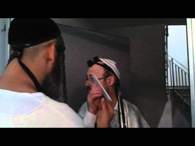 הרב דב קוק קביעת מזוזה