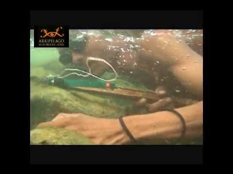 Manobo Harpoon Fishing