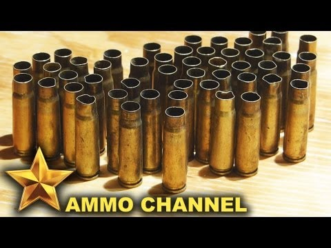 7.62x39 Old Brass Revival - Salvaging & Restoring old brass cases for reloading ammo