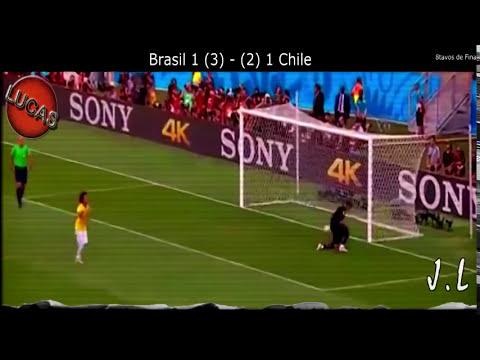 Todos Los 171 Goles del Mundial Brasil 2014 + Todos Los 64 Partidos