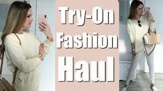 Try-On Fashion Haul I Carina Nova