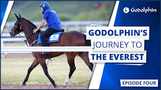 ALIZEE AND TREKKING COMPLETE EVEREST PREPARATIONS | GODOLPHIN'S JOURNEY TO THE EVEREST | EPISODE 4