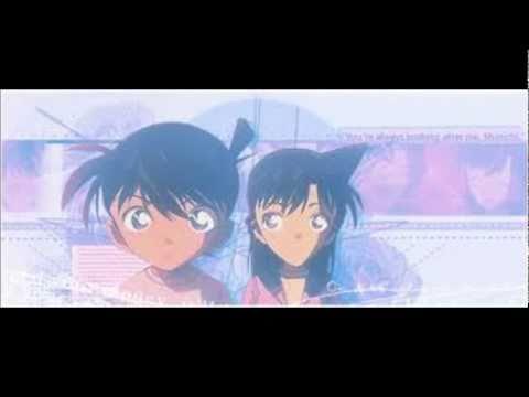 Shinichi Haibara Conan/shinichi y Ran Haibara y