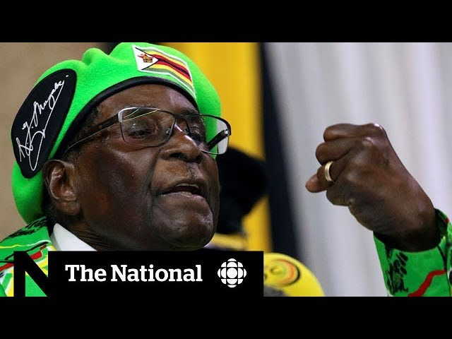 Calls for Mugabe's removal signals change in Zimbabwe