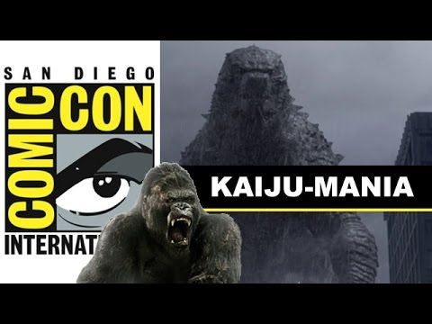 Comic Con 2014 - Godzilla 2 And Skull Island Aka King Kong From Legendary : Beyond The Trailer video