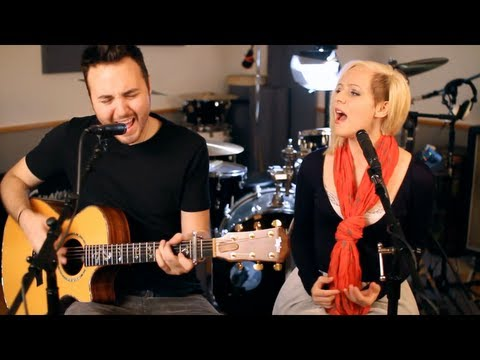 Pink - Try - Official Acoustic Music Video - Madilyn Bailey & Jake Coco - On Itunes video