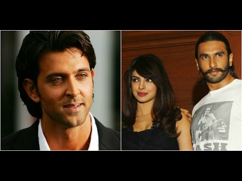 Hrithik Roshan To Play Double Role |  Priyanka Adores Ranveer Singh