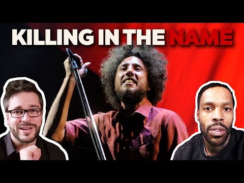 L'histoire de KILLING IN THE NAME de RAGE AGAINST THE MACHINE (feat. Mat Bastard) - UCLA