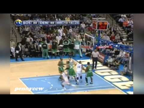 Allen Iverson Highlights vs KG, Paul Pierce & Ray Allen the Boston Celtics 07/08 NBA #prayforboston