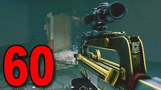Rainbow Six Siege - Part 60 - Dropped a Rank...