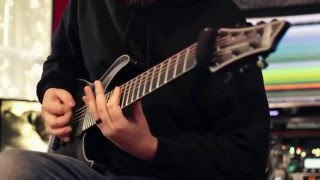 "Conquering Dystopia- ""Tethys"" (Guitar Play-Through) Jeff Loomis, Keith Merrow"