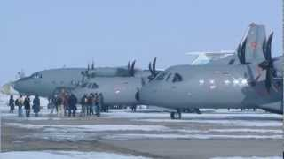 C 295 Кazakhstan Air Force Almaty