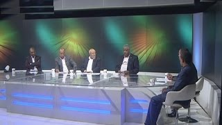 Senior EPRDF figures discuss on the current political crisis