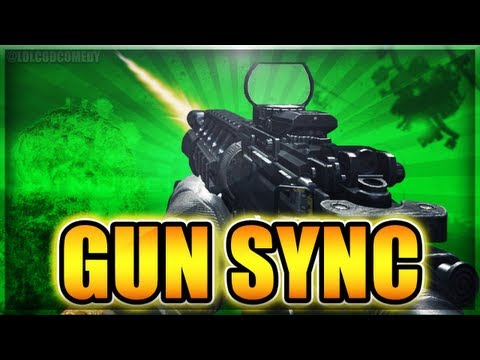 EPIC GUN SYNC - Call of Duty
