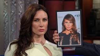 Laura Benanti Is A Dead Ringer For Melania Trump