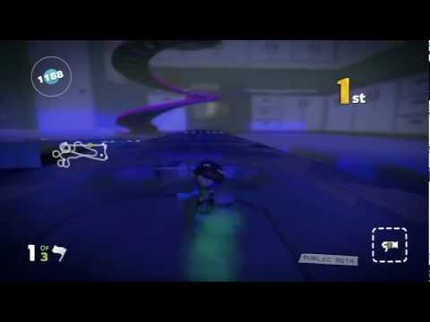 Hurricane Katrina [LittleBigPlanet Karting] - Secret Video #36 *EXPOSED*