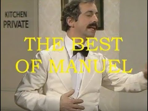 Fawlty Towers: The best of Manuel