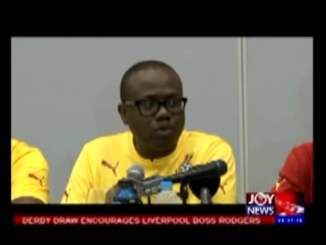 Kwasi Nyantakyi to Appear before Commission of Inquiry - Joy News @ 8 (29-9-14)