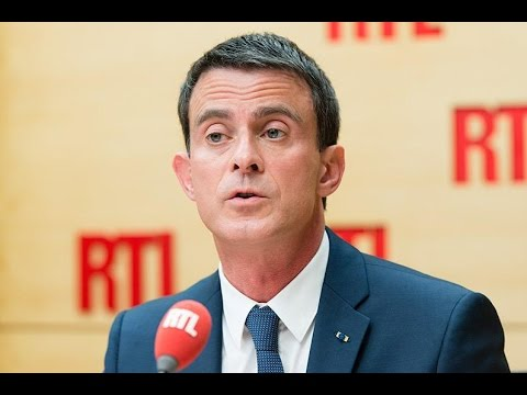 """Manuel Valls : les syndicats """"doivent s'interroger sur la pertinence"""" de certaines manifestations"""