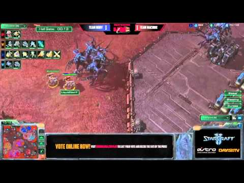 Team NonY vs Team Machine G3 Red Bull Seattle Round of 8 Match B