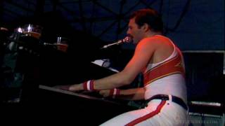 Queen Somebody To Love Live At The Bowl