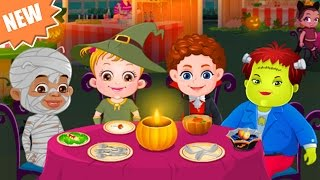 Baby Hazel Game Movie - Baby Hazel Halloween Night - Dora the Explorer