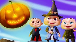 Zool Babies Ghostbusters Episode (Halloween Special) | Zool Babies Series | Videogyan Kids Shows