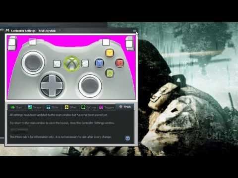 Jugar Modern Warfare 2 con joystick USB (cualquier tipo)