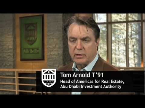 Global Business Perspectives: Tom Arnold T'91