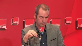 Elysée : attention... top départs ! Tanguy Pastureau maltraite l'info