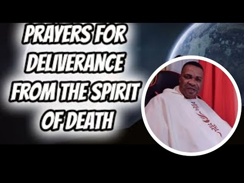 Idika Imeri prayer shrine: prayers for deliverance from the spirit of death .wmv