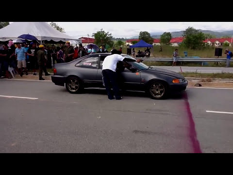 Warming Up Drag Kuantan Series 2012.