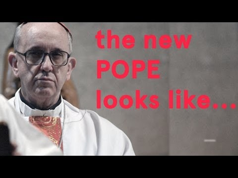 The New Pope Looks Like... (Song A Day #1534)