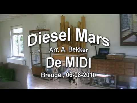 De MIDI - Diesel Mars