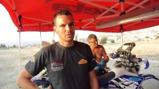 Transanatolia 2014: Emanuele Piva dopo la sesta tappa