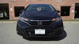 2018 Honda Fit LX | Base Model Review and Test Drive | Herb Chambers
