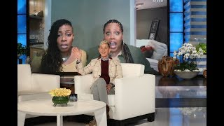 Ellen Helps Sisters Furloughed by Government Shutdown