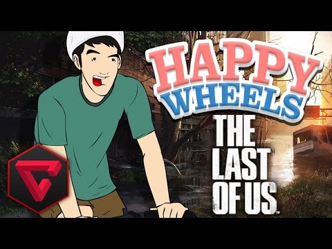 Happy Wheels: THE LAST OF US