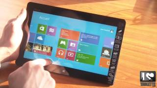 Test et avis tablette windows 8 Asus VivoTab Smart - Windows 8 et Multimedia