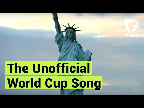 Red White Blue: The Official Unofficial U.S. World Cup Song Feat. Alexi Lalas