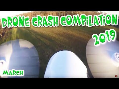 Drone Fail 2019 Compilation, Mavic Zoom Crash, DJI Spark Crash, Phantom 4, March